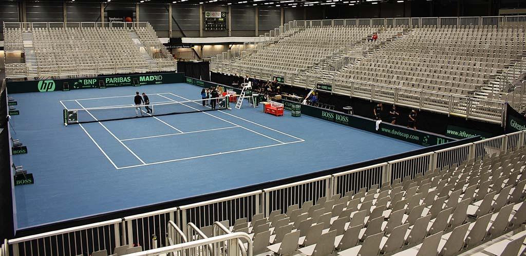Davis Cup Linköping